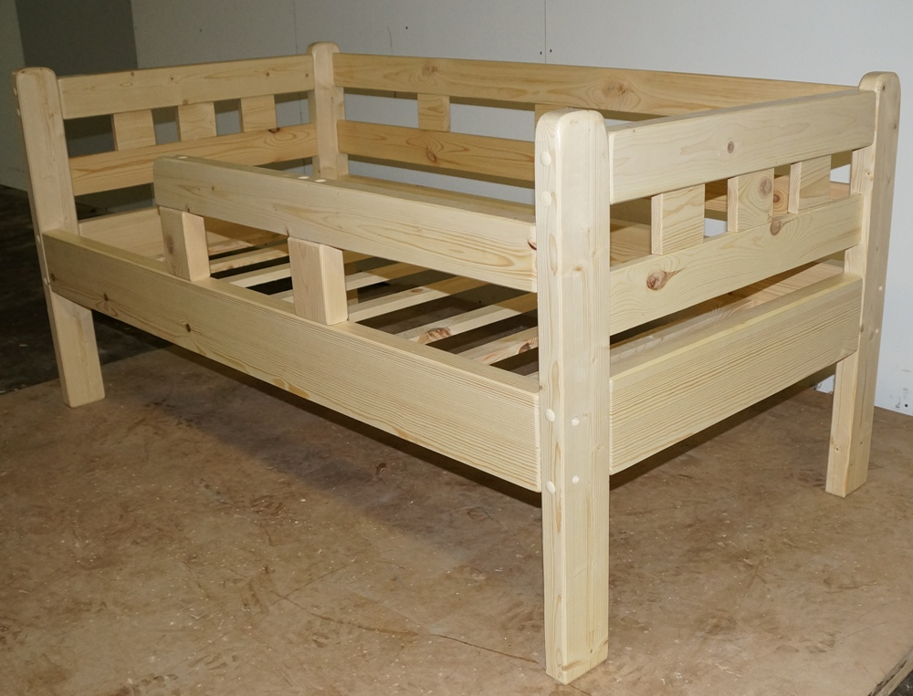 Детская кроватка для дачи своими руками 926