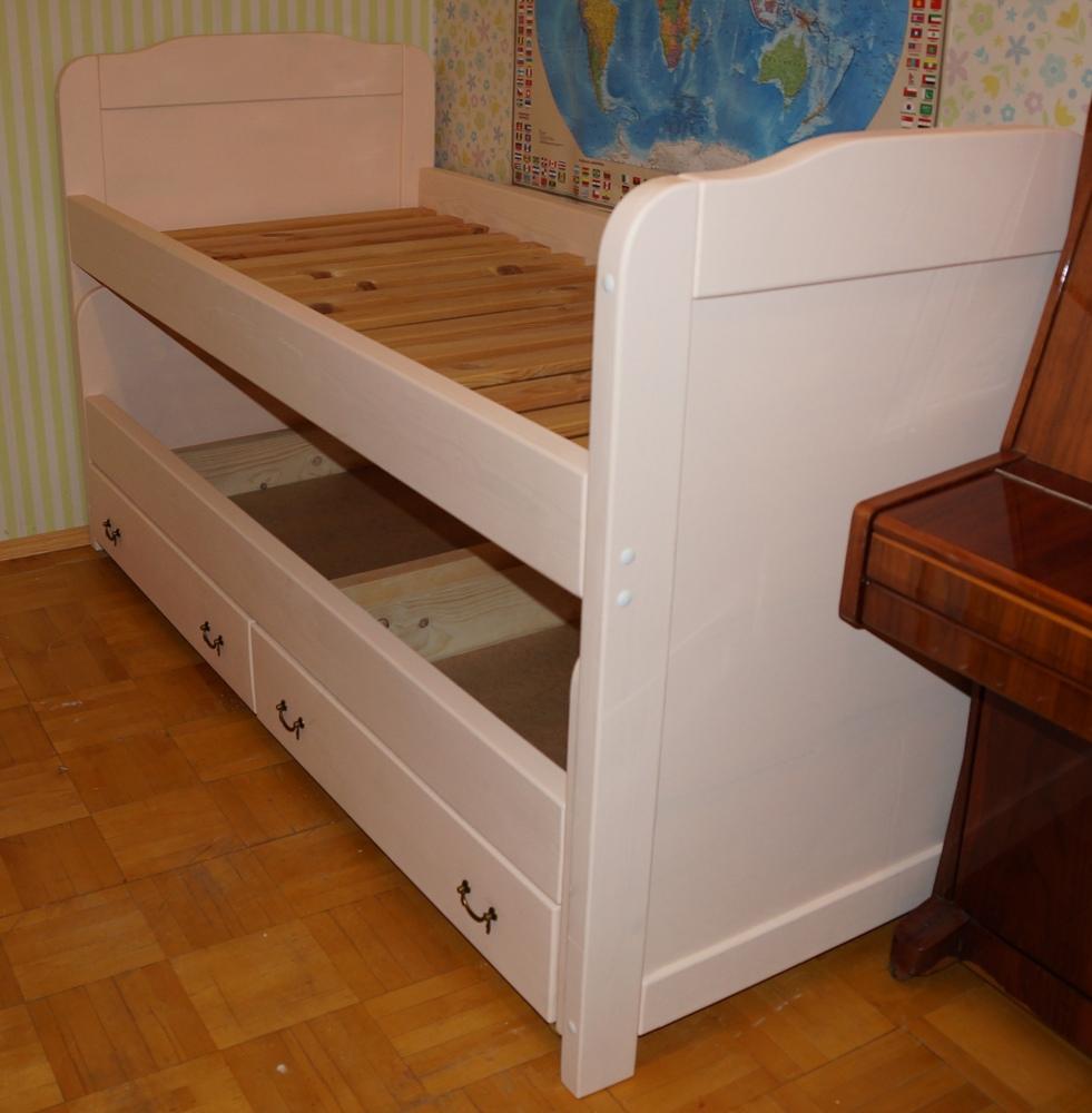 Развели на двоих в кровати 8 фотография